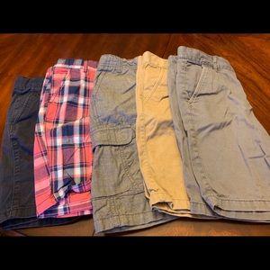 Set of 5 Shorts